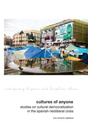 Cover for   Cultures of Anyone