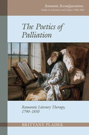 Cover for   Poetics of Palliation