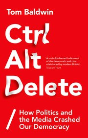 Cover for   Ctrl Alt Delete