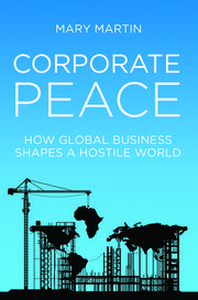 Cover for   Corporate Peace