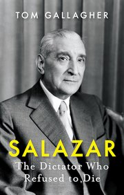 Cover for   Salazar