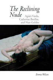 Cover for   The Reclining Nude