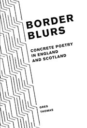 Cover for   Border Blurs