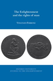 Cover for   The Enlightenment and the Rights of Man