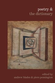 Cover for   Poetry & the Dictionary