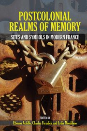 Cover for   Postcolonial Realms of Memory