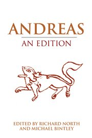 Cover for   Andreas: An Edition
