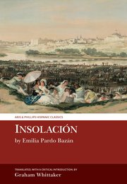 Cover for   Insolación: Historia amorosa