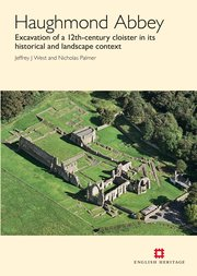 Cover for   Haughmond Abbey