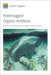 Cover for   Waterlogged Organic Artefacts