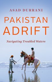 Cover for   Pakistan Adrift