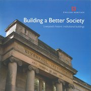 Cover for   Building a Better Society