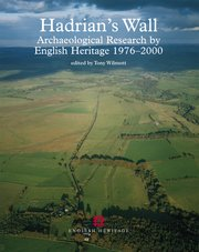 Cover for   Hadrians Wall