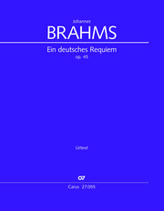Cover for   Ein deutsches Requiem