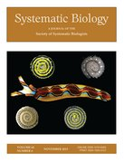 Cover for Systematic Biology