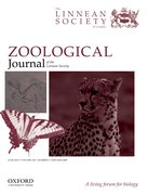 Cover for Zoological Journal of the Linnean Society