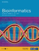 Cover for Bioinformatics