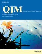 Cover for QJM: An International Journal of Medicine