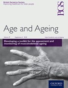 Cover for Age and Ageing