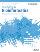 Cover for Briefings in Bioinformatics