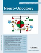 Cover for Neuro-Oncology