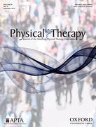 Cover for Physical Therapy