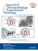 Cover for Journal of Neuropathology & Experimental Neurology