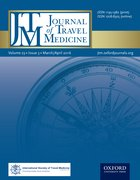 Cover for Journal of Travel Medicine