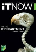 Cover for ITNOW