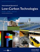Cover for International Journal of Low-Carbon Technologies