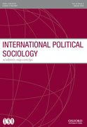 Cover for International Political Sociology