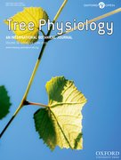 Cover for Tree Physiology