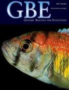 Cover for Genome Biology and Evolution