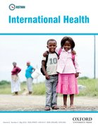Cover for International Health