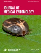 Cover for Journal of Medical Entomology