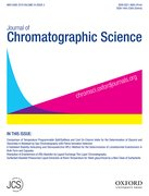 Cover for Journal of Chromatographic Science