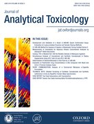 Cover for Journal of Analytical Toxicology