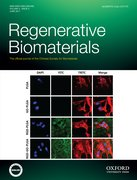Cover for Regenerative Biomaterials