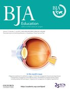 Cover for BJA Education