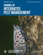 Cover for Journal of Integrated Pest Management