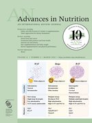 Cover for Advances in Nutrition