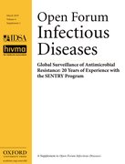 Cover for Open Forum Infectious Diseases