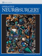 Cover for Operative Neurosurgery - 23324260