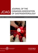 Cover for Journal of the Canadian Association of Gastroenterology
