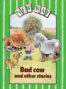 Cover for New Way Green Level Core Book - Bad Cow and other stories (X6)