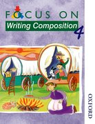 Cover for Focus on Writing Composition - Pupil Book 4