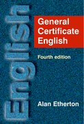 Cover for General Certificate English - Fourth Edition