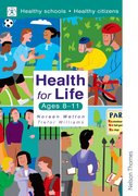 Cover for Health for Life - Ages 8-11