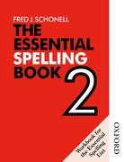 Cover for The Essential Spelling Book 2 - Workbook