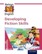 Cover for Nelson English - Book 1 Developing Fiction Skills